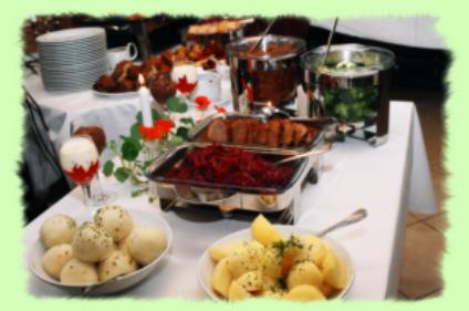 Feiern Sie in der Pension & Restaurant Am Goldbach