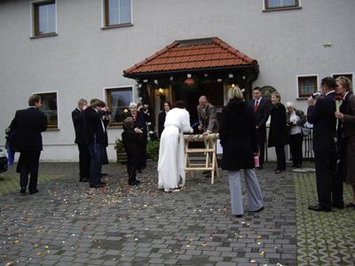 Hochzeit - Am Goldbach