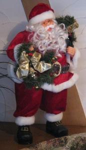 Am Goldbach - Weihnachtsmann