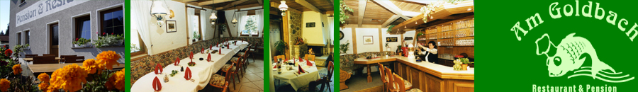 Pension & Restaurant Am Goldbach